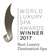 world luxury spa awards winner